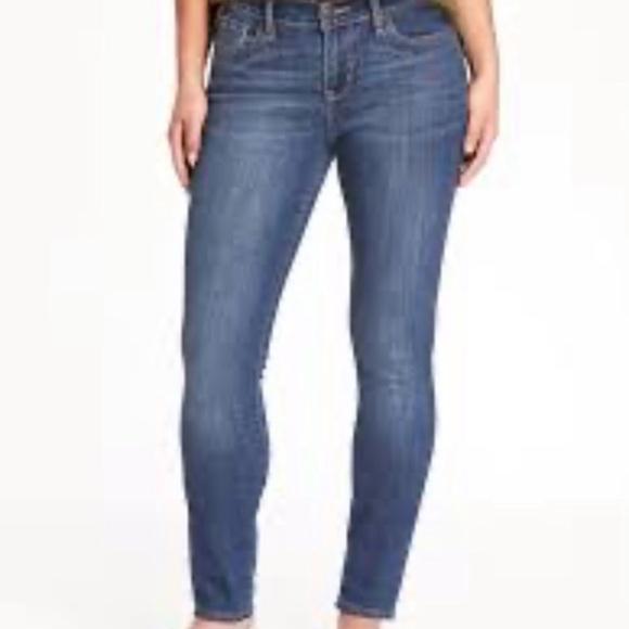 Old Navy Denim - Old Navy Curvy Skinny Jeans sz 16